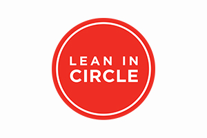Lean In Circle Logo at SHEVA.com