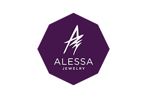 Alessa Designs Logo at SHEVA.com