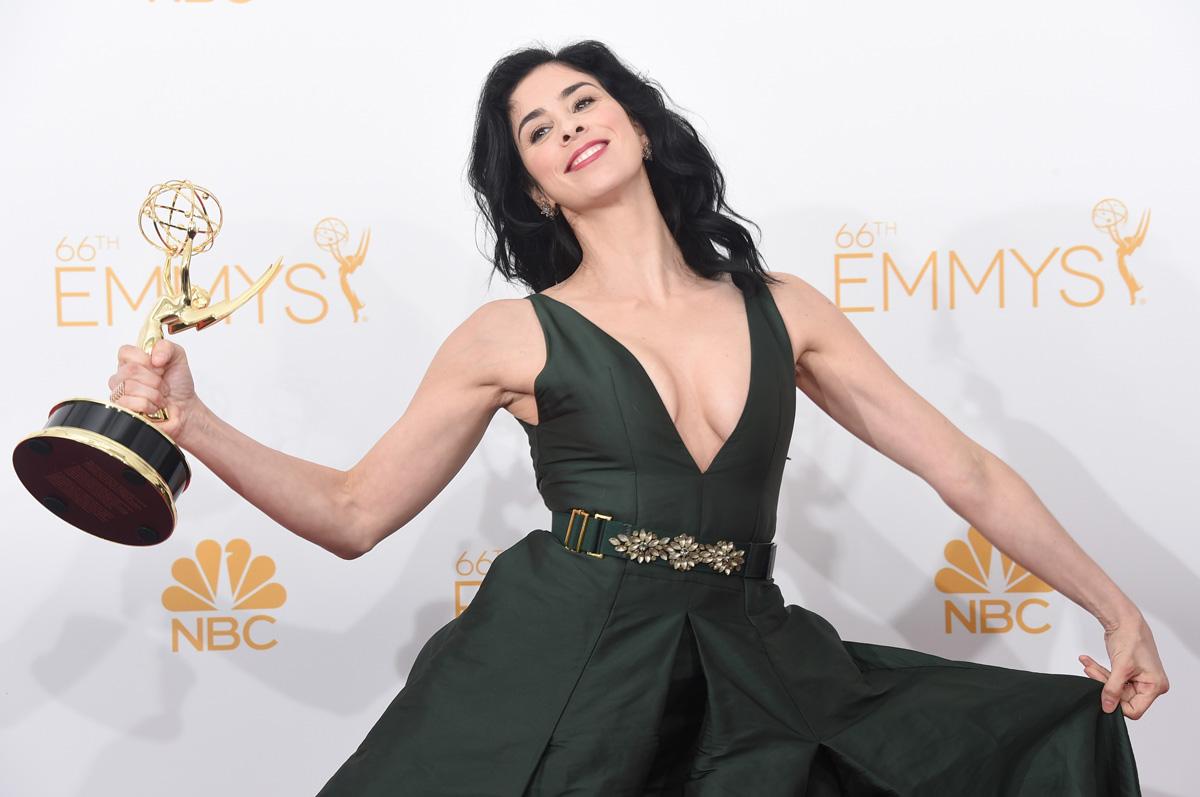 Sarah Silverman 66th Emmys