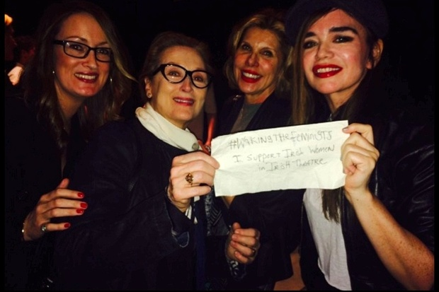 SHEVA: Waking the Feminists, Meryl Streep