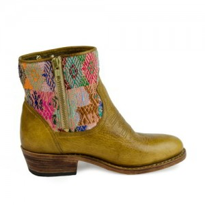 Buy the SHEVA Boot by Uxibal and help empower girls   SHEVA.com