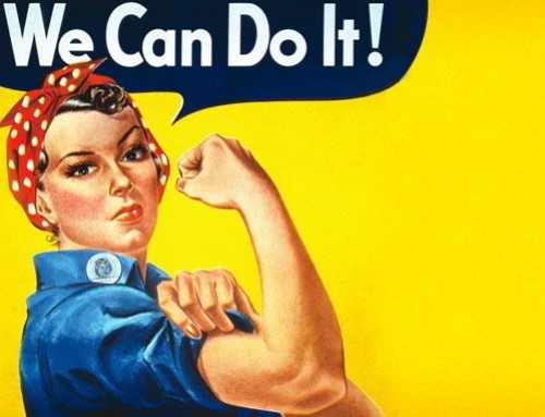 The Story of Rosie the Riveter