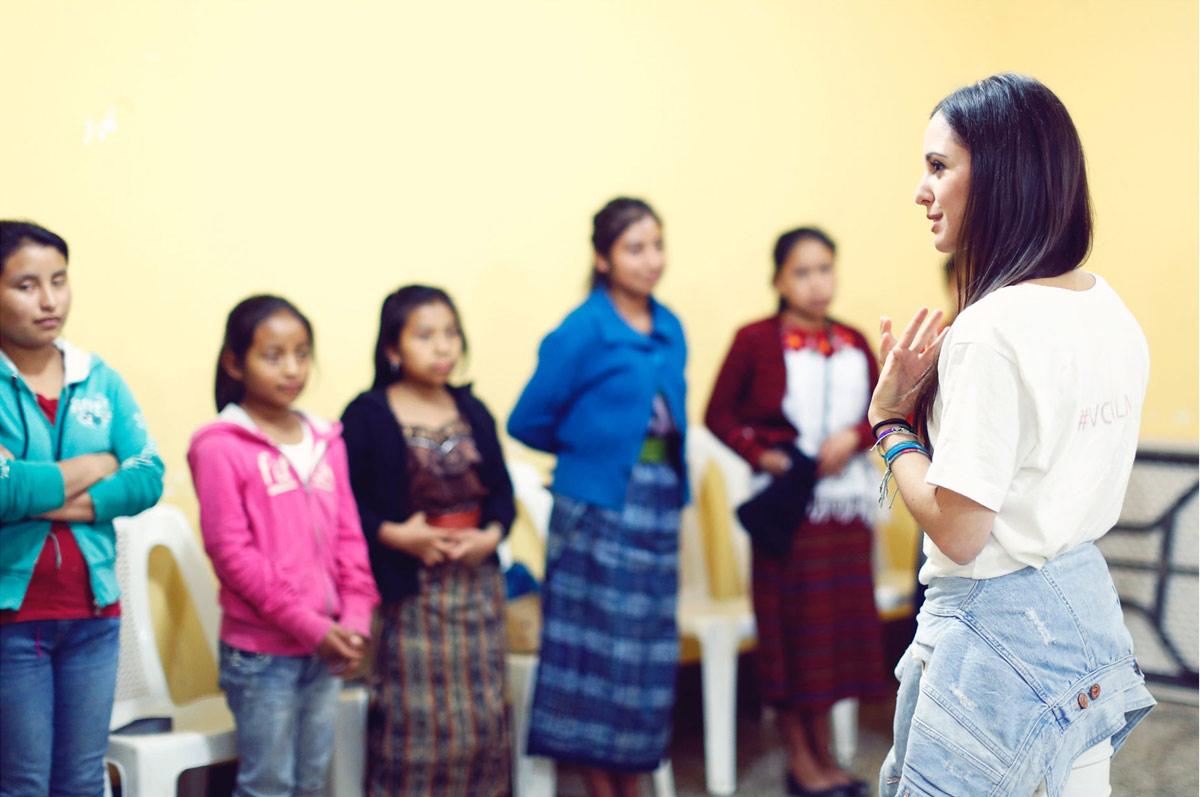 Girls Menstruation in Patzun, Chimaltenango