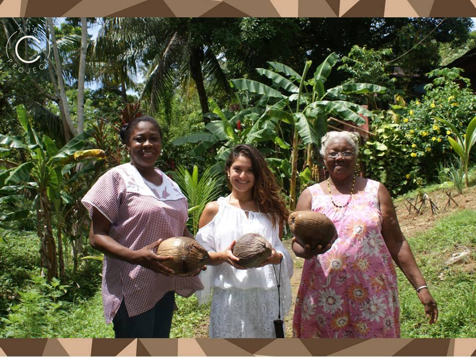 women working with coconut | SHEVA.com