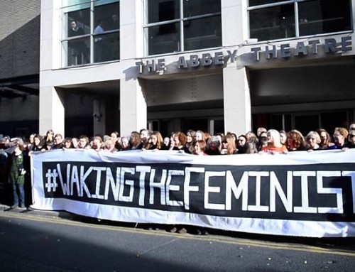 KICK ASS: The Waking The Feminists Movement