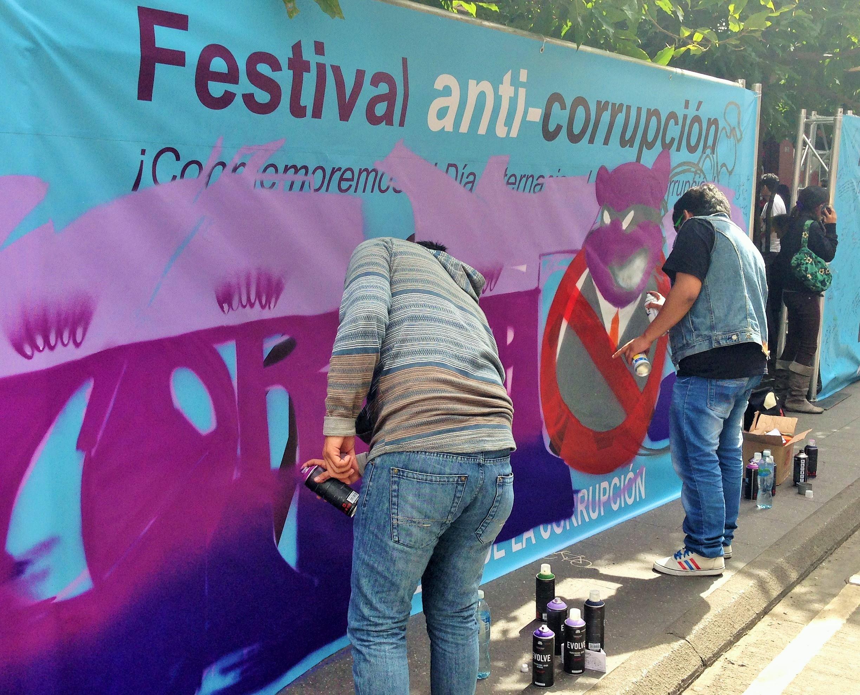 Anticorrupciton Festival - Artists