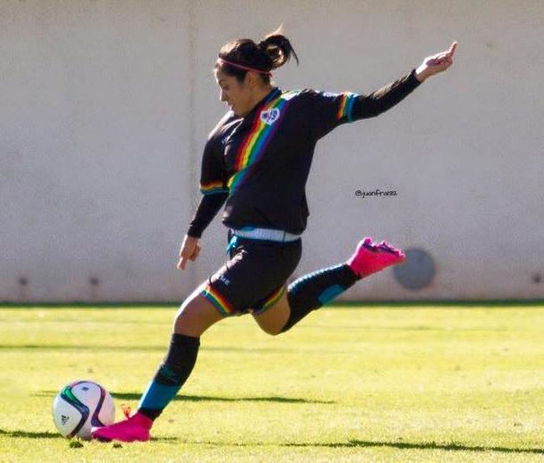 Ana Lucía Martínez soccer