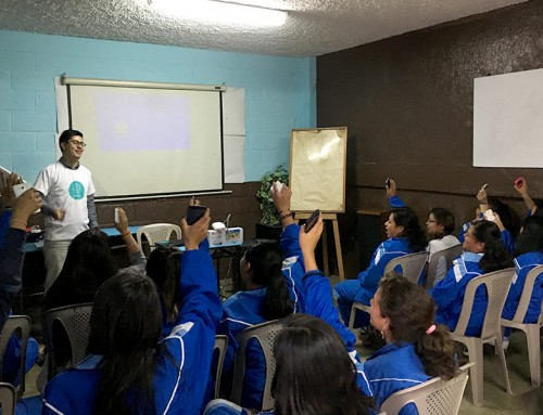 EDUCATION – Colegio El Hogar – Mixco