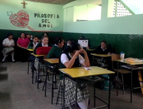 EDUCATION – Liceo La Juventud – Mixco
