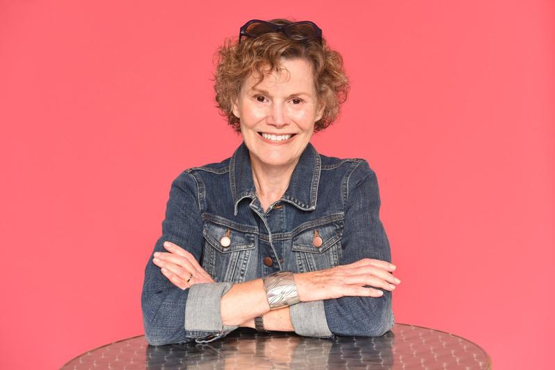 Author Judy Blume