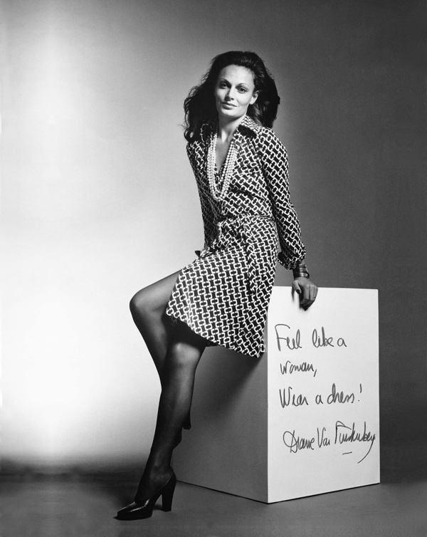 Wrap Dress Diane von Fürstenberg