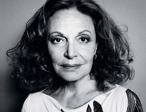 QUEEN SHEVA WEDNESDAY: Diane von Fürstenberg