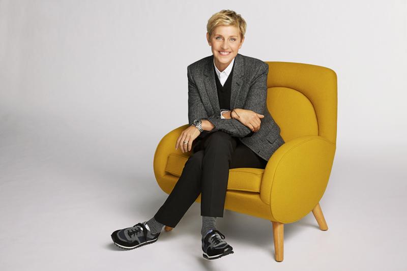 Ellen DeGeneres Queen Sheva