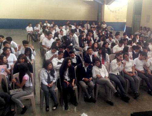 ENTREPRENEURSHIP- Instituto Nacional Central de Mercadotecnia y Publicidad – Guatemala City