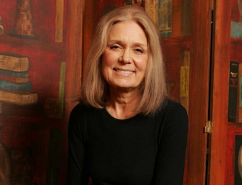 QUEEN SHEVA WEDNESDAY: Gloria Steinem