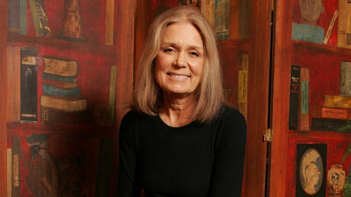 Gloria Steinem Queen Sheva