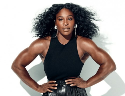 QUEEN SHEVA WEDNESDAY: Serena Williams