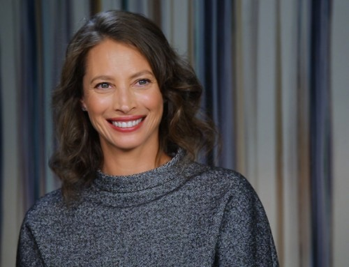 QUEEN SHEVA WEDNESDAY: Christy Turlington Burns