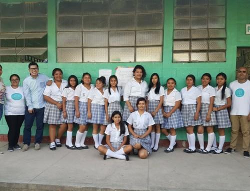 EDUCATION – INEB Barrio Agua Caliente – Salamá