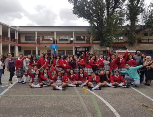EDUCATION – Instituto Maria Luisa Samayoa Lanuza – Guatemala