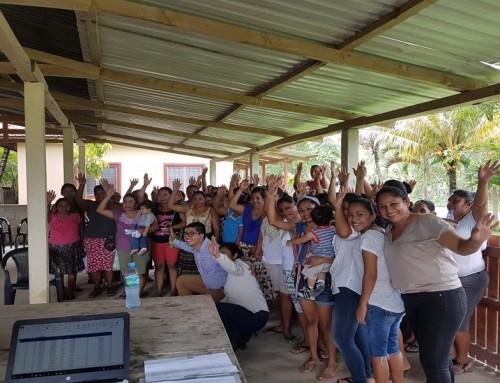 EDUCATION – Comité de Mujeres Punta de Palma – Puerto Barrios