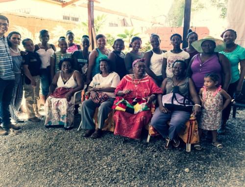 EDUCATION – Mujeres Garífunas – Livingston