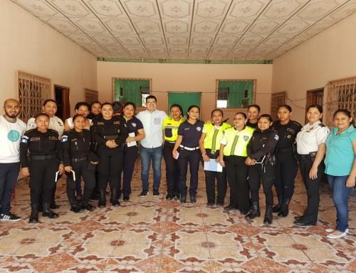 EDUCACIÓN – PNC y PMT – Puerto Barrios
