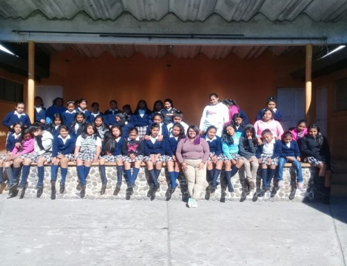 EDUCATION – EOUV Mariano Navarrete – Antigua Guatemala