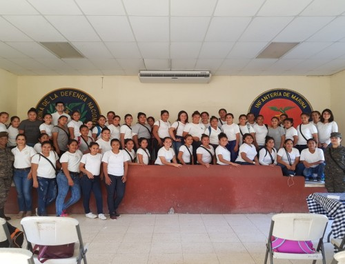 EDUCATION – Reservas Militares – Puerto Barrios