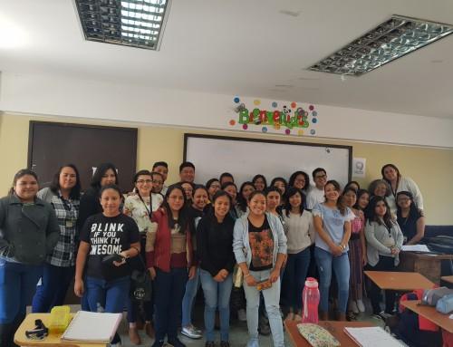 EDUCATION – Universidad Rafael Landívar – Antigua