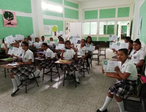 EDUCATION – Liceo Tecnológico – Jocotán